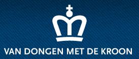 Van Dongen met de Kroon